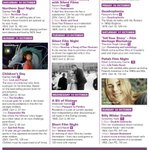 The full programme for this weeks Free Film Festival is now available.. http://t.co/fwodHC4ms2 #norwood #croydon http://t.co/LbG5xmhE7P