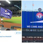 """Astros campaign this season: """"Come & take it.""""  Rangers after winning AL West: """"We came & took it.""""  (h/t @SBNation) http://t.co/VAgZkB9lVy"""