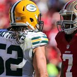 Clay Matthews taunts Colin Kaepernick: You aint Russell Wilson, dog *VIDEO* http://t.co/SDjfte5nz2 #NFL #49ers http://t.co/sncM2Po4ID