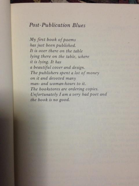 A Ron Padgett poem, courtesy of @luxante. http://t.co/IYX258qORn