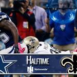 Halftime. #DALvsNO http://t.co/qirCvIWepz