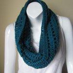 Crochet scarf, Infinity scarf, TEAL, infinity scarf, scarf… https://t.co/KAenL77uVF #boho, #crochet #WomensClothing http://t.co/CeQfhnmzmK