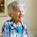"""Meet the 94-year-old woman who inspired Betty from """"Archie"""" http://t.co/xdp8OqZHnm http://t.co/3GyUnlHsQA"""