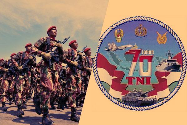 Rayakan HUT TNI ke 70, Netizen Harap #TNI Selalu Dekat Dengan Rakyat. Dirgahayu TNI http://t.co/GEsuPub4Ar http://t.co/trwoqXVNbp