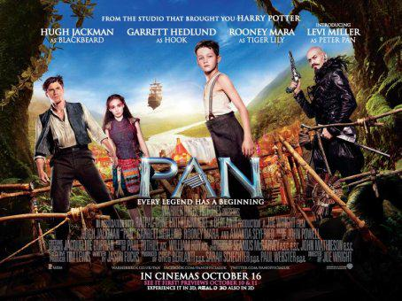 """#win exclusive """"Pan"""" movie merchandise follow @The_Printworks and RT to enter http://t.co/Az2l6MrW1K #competition http://t.co/CgsvZZ57VG"""