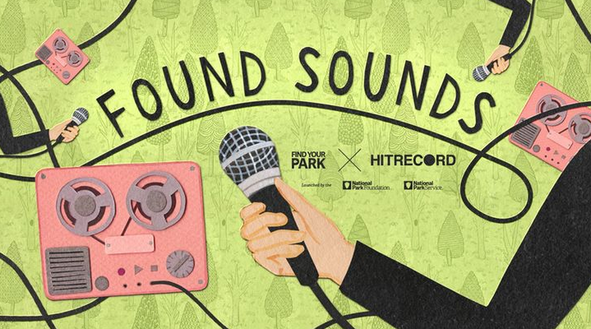 RT @hitRECord  Audio Producers: come remix these Nat'l Park sounds into a song: http://t.co/oWr3jjlPJQ #FindYourPark http://t.co/aECMajd2cr