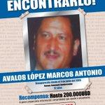 #AyudanosAEncontrarlo, Marcos Antonio Avalos López se extravió en #Guayaquil. Recompensa 200.000 dólares. http://t.co/7dSfSpTdyq