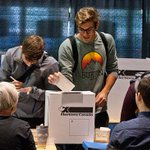 Dalhousie advanced polling station aims to get out the Halifax youth vote in hordes http://t.co/PH2R4bVZqT http://t.co/1hQbqXsqby