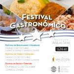 Esta semana tendremos una gran variedad gastronómica por las fiestas de #Guayaquil. http://t.co/O5jjgWkNMf