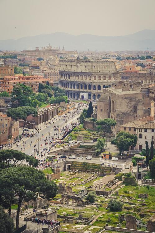 Roma, Italia. http://t.co/PpqhkaLiFb