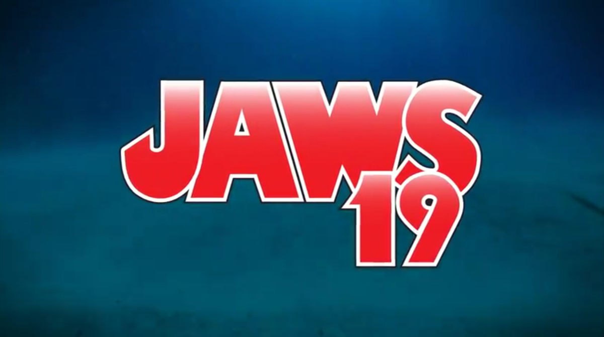 The Future is Coming! Check out the ALL-NEW trailer for #JAWS19: http://t.co/gJvENRNMki #BTTF2015 http://t.co/9b6XnX1v73