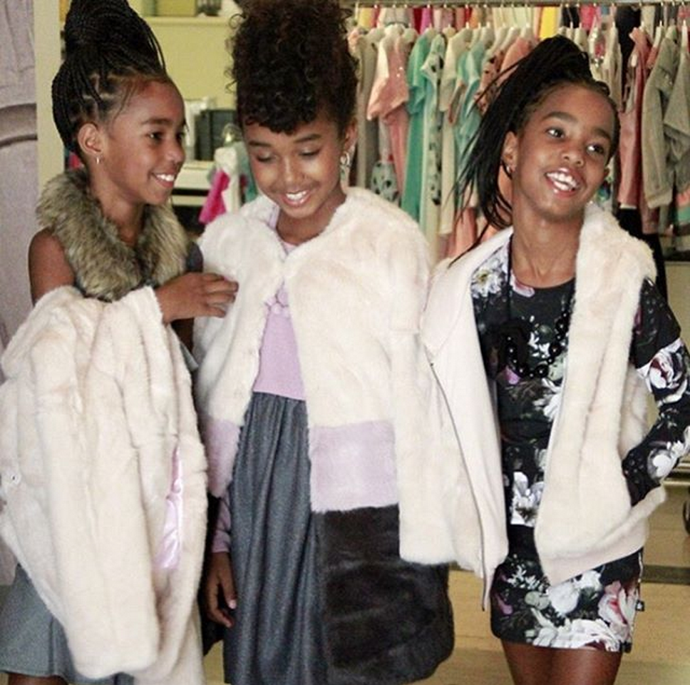 Diddy's girls are the latest celebrity kids to nail the Nae Nae http ... P Diddy Oldest Son