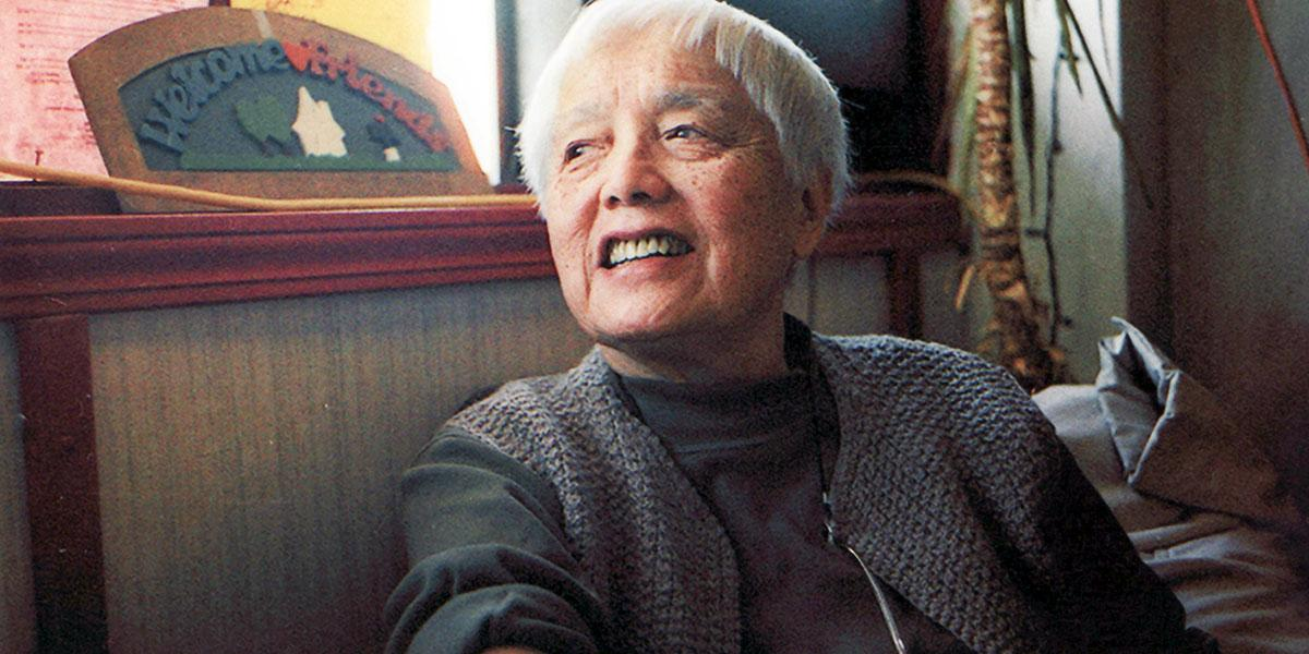 In honor of the incredible life of #GraceLeeBoggs, POV is streaming #AmericanRevolutionary: http://t.co/4VIkQ9z1t0 http://t.co/ltuLIWCJsA