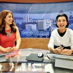 So thankful for my pal Shirley. Shes been watching @ABC30 for decades & got an inside look at the studio today. http://t.co/hEDi5lFgHU