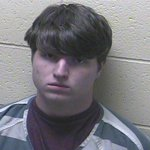NEW: UCA student, Samuel Davies, 18, booked for felony terroristic threatening and felony communicating a threat. http://t.co/ZenDRmG2rl