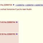 Iolitenights: RT BrennaAlien: idc if this is a joke or serious, but still stay safe. #Austin #texas http://t.co/zraYyPAiyE