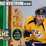 This Wed.,7-8p is the @enystrom23 Show LIVE from @TinRoofBroadway! The player guest is @PredsNHL @CarterHutton! http://t.co/YgyMEcPDGm