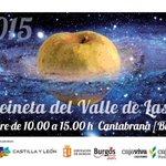 El domingo 11 en Cantabrana #Burgos, V Feria de la Reineta del Valle de Caderechas @tierradesabor @burgosalimenta http://t.co/Us6173SYxK