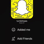Follow our snapchat for exclusive baddies! ???? Snapchat: TumblrBaes http://t.co/AwHmxdKbmJ