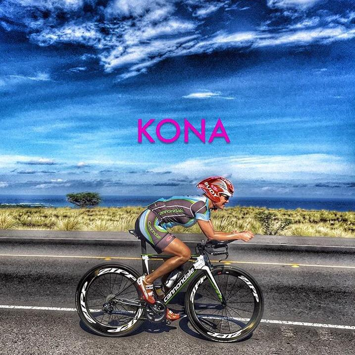 Our Brand Champion @KatherineKellyL will be the first female celebrity to compete at Kona! https://t.co/yAT0Mxjdj3 http://t.co/yQqnc2iKae