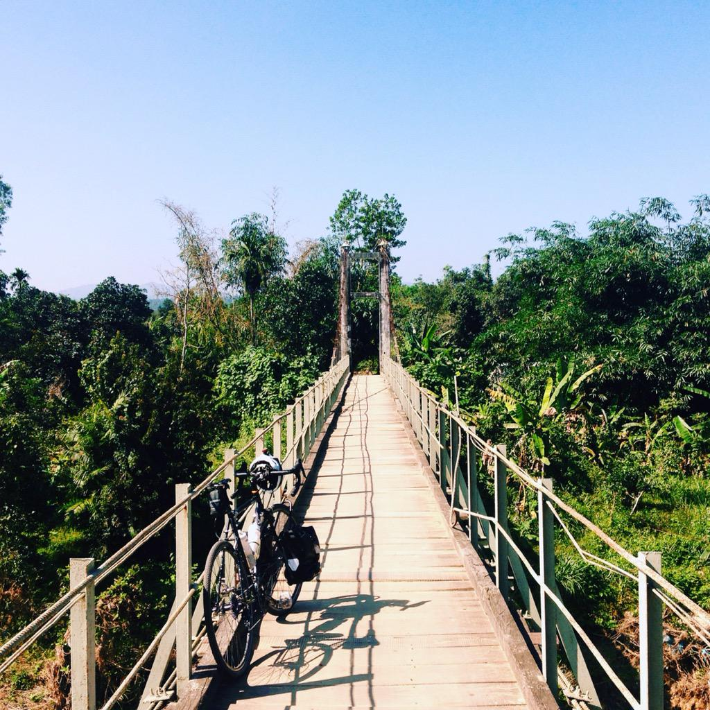 Last year I rode the length of the Hồ Chí Minh trail & wrote some words about it http://t.co/tzmOAVLGqm @CyclistAus http://t.co/Ke8huBxeN3