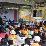 [ZAMORA] @MashiRafael entregó en Nambija concesión a Asonambile, para explotación responsable de recursos mineros http://t.co/qBzMvtERDP