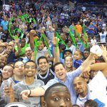 RT @OrlandoMagic: .@VicOladipo + @twitter Mirror + best #SixthMan in the @NBA = Sooooooo #feathery!!
