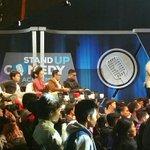Shooting jadi juri tamu Standup Comedy Academy Indosiar. Malem ini tayang jam 20.00 WIB! http://t.co/A0L9Xg6mGX