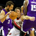RT @NBAcom: Marco Belinelli scores 32 (12-18 FG) as @SacramentoKings surge past @trailblazers in OT: http://t.co/GRoRaHMUHe