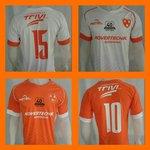 Presentaron la nueva camiseta de Berazategui,  se vende en Salón Vip. http://t.co/mAW7mG1gJQ