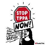 #TPPA is coming. TPPA benefits corporations, not people. STOP TPPA NOW! #BantahTPPA #StopTPPA #TPP #StopTPP http://t.co/3XilYEbwh1