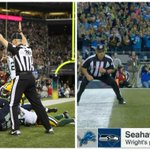 """First the """"Fail Mary"""" and now illegal batting.   Monday nights in Seattle... http://t.co/zjvkerwB6I"""