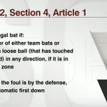 Heres the rule that states Seattle illegally batted the ball and Detroit should have had 1st-and-goal. http://t.co/GS3DVVfr4L