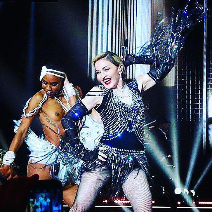 Josephine Backer is Back!! Jo Baby we've missed you! ????????????❤️ #rebelhearttour http://t.co/J3BS1R7xxh