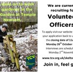 Help us to recruit another batch of amazing Volunteer Officers PRT! #Leeds http://t.co/6sXKiqYEVy http://t.co/HfLvpyVQg8