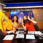 The PARTY has already started @Fox26Houston for our #Houston @Astros! Theyre taking on the @Yankees @ 7! #WildCard http://t.co/fzRNqJWrMM