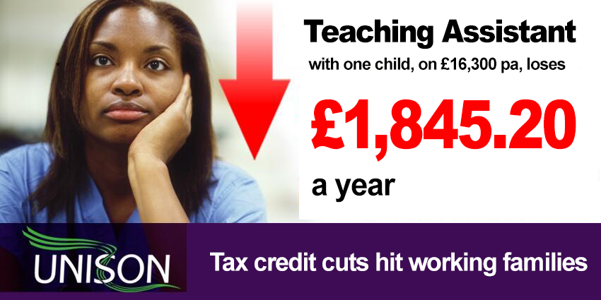 Government's #taxcredits grab will hit 2.7m working families https://t.co/4BdHVPPWBG #workinghard #CPC15 http://t.co/LGuSHs7oKA