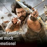 #BaahubaliTheConclusion will be much more emotional   read @ http://t.co/aKNBCmwPmh #Baahubali #Rajamouli #Prabhas http://t.co/5un2DCfXi5