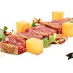 Nueva #receta de #Aljomar y @ArrabalTopChef #gastronomía #cerdo #ibérico #fotografía http://t.co/Xmck9SljZ9