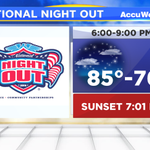 Hanging out with your neighbors for #NationalNightOut? Weather should be great in #Houston! http://t.co/B7w9DxZMcG