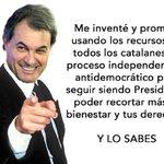 Artur Mas sigue con sus astucias ... ¡y lo sabes! http://t.co/CneLvWwIU7