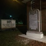 6-ft tall #tencommandments monument moved 10 blocks from #Oklahoma State Capitol to OK Council of Public affairs http://t.co/5sZ4du5UA5
