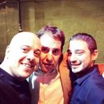 Y la gastronomía vasca con  #PaulArrilla del #zazpi y #RubenTrincado del @mirador_de_ulia http://t.co/VqJAFBCdYL