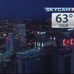 Warm morning in #Nashville. 85 yesterday afternoon! Forecast for today on NewsChannel 5 This Morning on now. @NC5 http://t.co/T9kEnbi7Tm