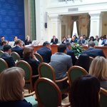 Reform meeting w/ 16 ministries: stressed anticorruption as US priority. No issue more important to Ukraine's success http://t.co/tfTUyMEw7W