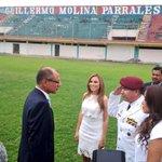 Para festejar a #LosRios155Años llega el señor VP @JorgeGlas #ViceGlasEnLosRios @Gober_LosRios @kharlachavez http://t.co/cIBooQXJMv