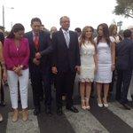Inicia desfile por 155 años de provincialización de Los Ríos con presencia de VP @JorgeGlas. #LosRíos155Años http://t.co/TjdEBrf1Dr