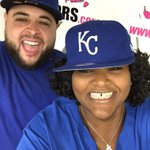 @BrianBShynin & @heyshaymoore Reppin those @KCRoyals on the @Hot103Jamz morning show! See u at the rally at the K! http://t.co/2zXPW4Ovdt