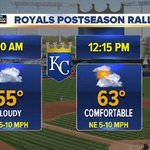 ROYALS RALLY!! Grab the jacket as temps remain cool, clouds will stick with us this AM. @KaleeDionne @41ActionNews http://t.co/UOFJ3MM2uZ