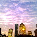 The Bayou City sure can shine when she wants to. Good morning, #Houston. @abc13houston http://t.co/5rFjhDYUHL